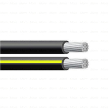 UL854 USE-2 AL Cable 600V Aluminum Alloy Conductor Cross-Linked XLPE Insulation Underground Service Entrance Cable