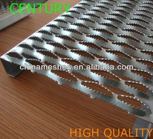 perforated aluminum floor grating