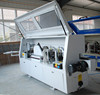 automic liner edge bander /linear profile sanding machine /wood sanding machine
