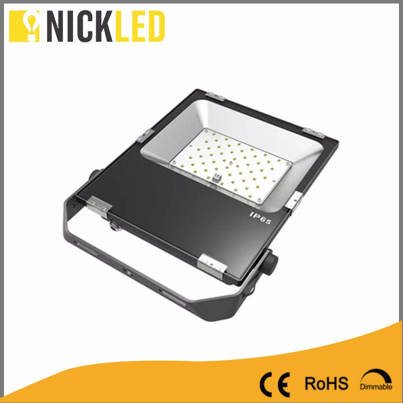Energy Saving 50W 100W 200W Led Flood Light with CE RoHS Prove Outdoor Flood Light
