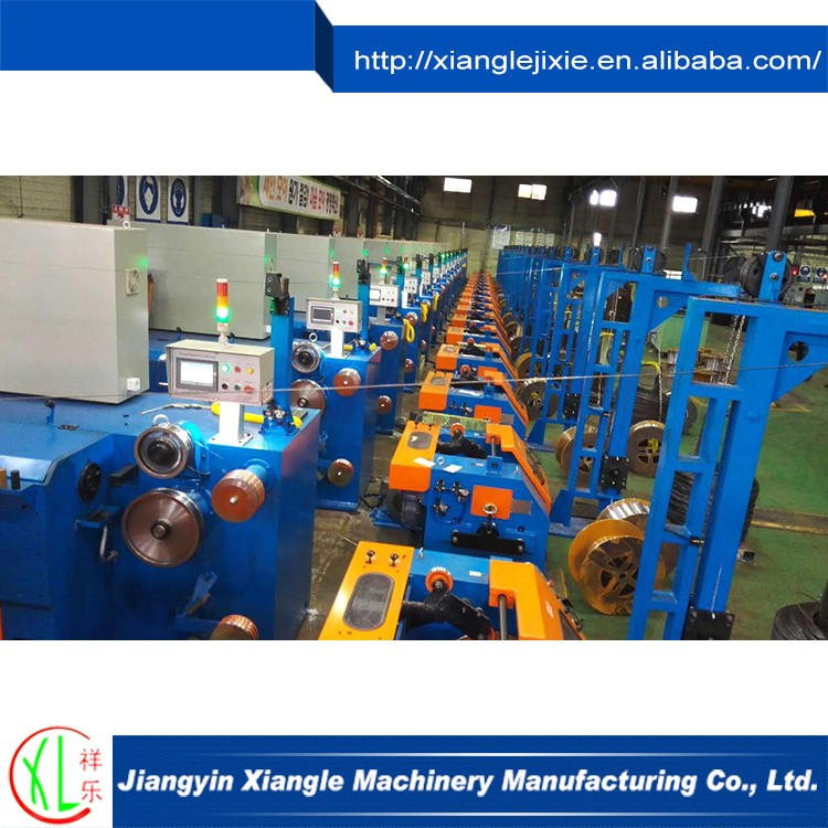 China supplier low price 700m/Min steel wire rod drawing machine