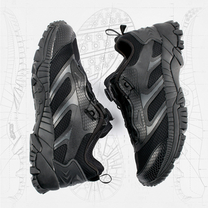 966144cfc22b quick reaction automatic buckle tactical boots lightweight military  training combat boots hiking shoes