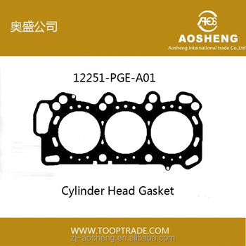 High quatity Auto Parts Engine Cylinder Head Gasket 12251-PGE-A01