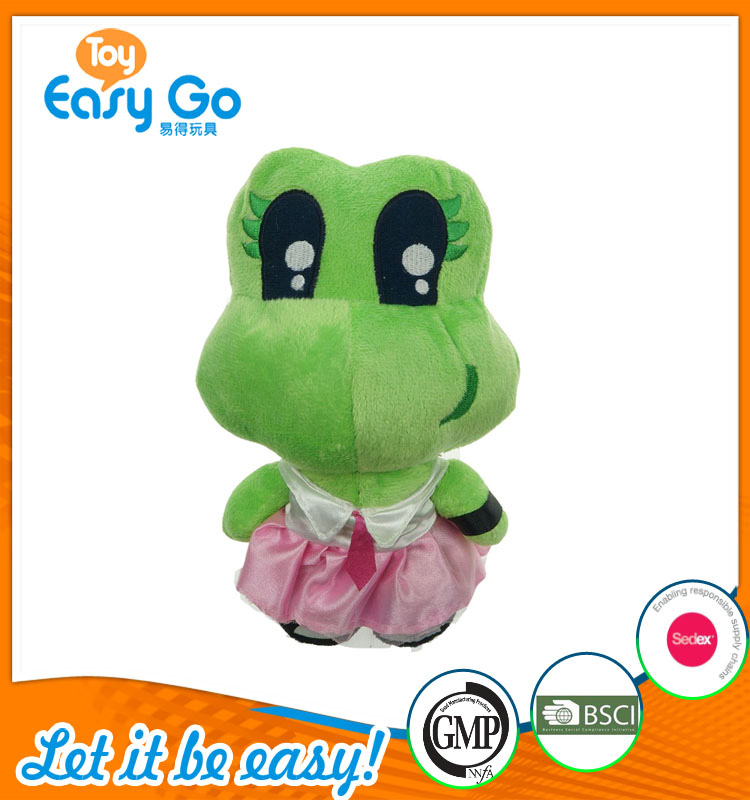 sedex Beautifully soft cheap plush frog for kid