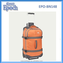 1680D wheeled luggage travel business case laptop trolley bag