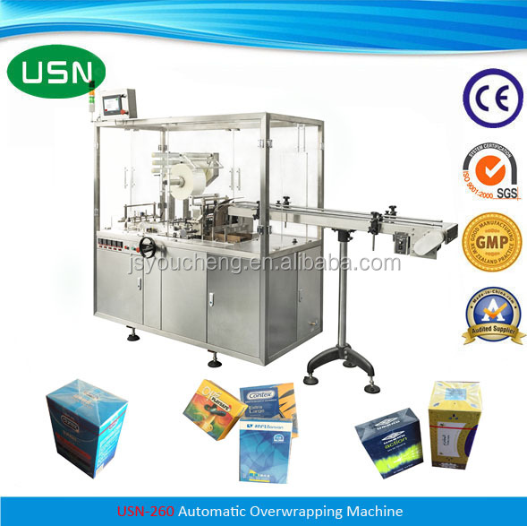 High quality Automatic cigarette wrapping machine