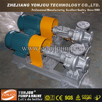 LQRY26-20-100 0.75kw Hot oil Pump /Cast Steel or Stainless Steel thermal oil pump