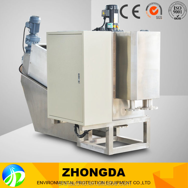 High Quality Agricultural Sewage Treatment Plant Equipment