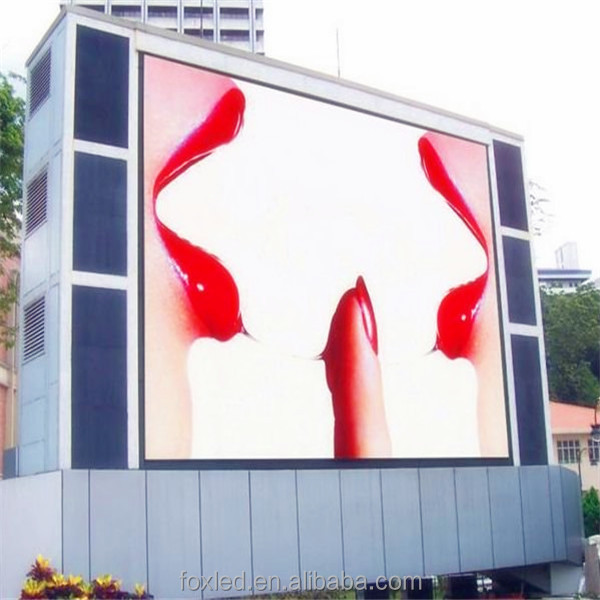 good quality new images hd p10 led display screen hot videos new model