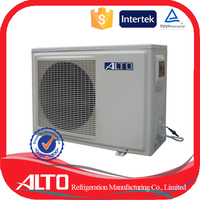 Alto AS-H28Y 8kw/h quality certified portable plastic swimming pool water pool spa heater