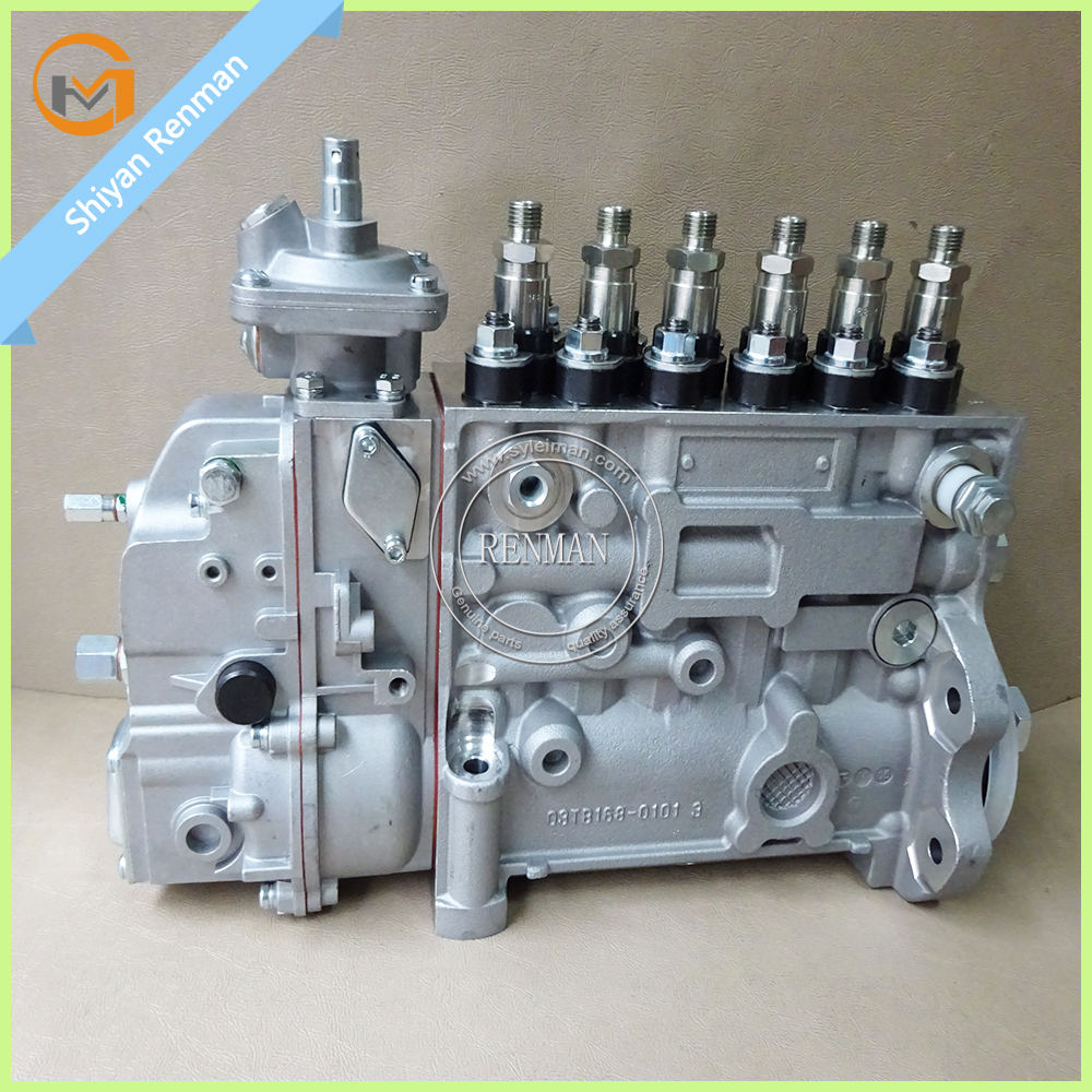 High quality Bosch 6CT diesel engine parts 4988760 high-pressure fuel injector pump