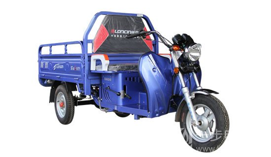 Loncin new 110cc/150cc adult cargo delivery tricycle/three wheel motorcycle India made in China