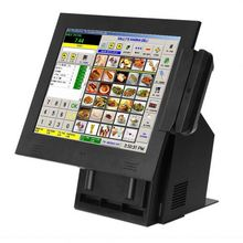 IZP016 15 Inch 1037u Mainboard Mini Pos System For Restaurant