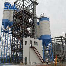 Factory price waterproofing membrane wall plastering mortar spray powder production line