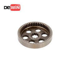 Factory custom low price high precision Sintered steel internal gear 6