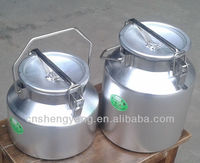 Hot!hot sale Aluminium milk can