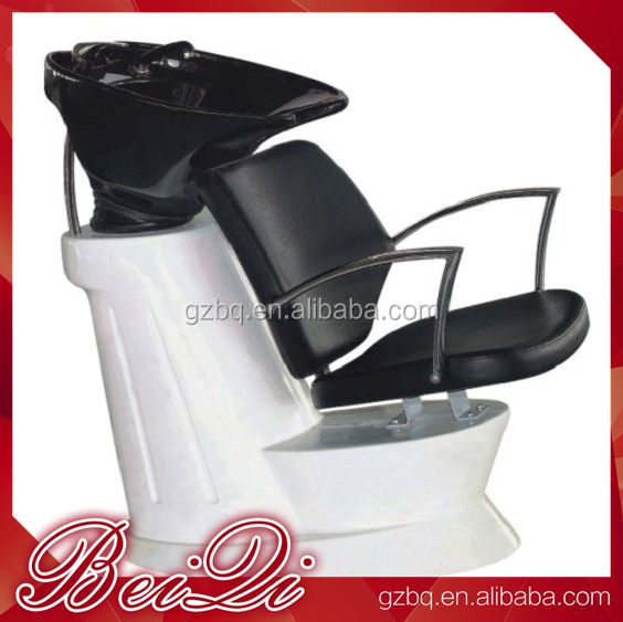 Hairdressing Shampoo Basin Chair for Kids Washing Hair Simple Backwash Shampoo Unit