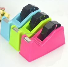 2018 hot sale office use heavy duty desk desktop tape dispenser