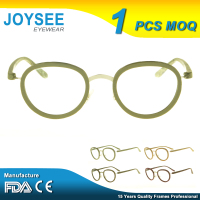 Joysee New Trend Manufacturer Brand Name Joysee Fred Acetate Spectacle Optical Frames Manufacturers In China Wholesale CE FDA