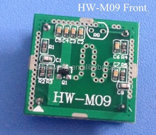 Haiwang small Microwave Radar Sensor Module with custom time&distance