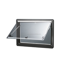 Caravan Aluminum Alloy Side hinged Window