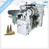 full automatic sugar cone machine /ice cream cone making machine