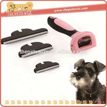 Set self cleaning pet brush p0wKk brush pet product for sale
