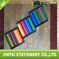 smoothly 72pc high quality color pencil set whole sale