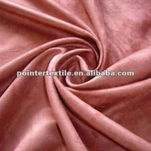 "100%POLYESTER SUEDE FABRIC 105DX200D,240GSM,57/58""FOR CLOTHES, SOFA AND CAR SEAT"