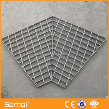 HOT SALE Serrated Bar Grating Galvanized Steel Grating Weight