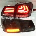 2006-2011 year Taillights dark red SN For Lexus GS300 GS350 GS430 GS450