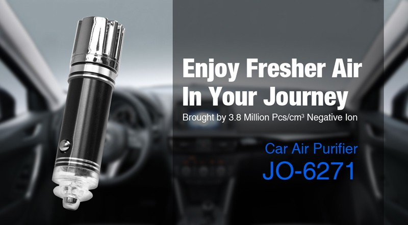 Latest New Electric Car Air Freshener On The Market(CE,FCC,Patent Approval)