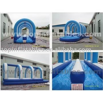 <strong>inflatable</strong> swimming slideway,<strong>inflatable</strong> running water slide