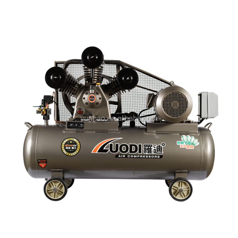 Best sale 2.25kw 3HP auto piston car industrial air compresso