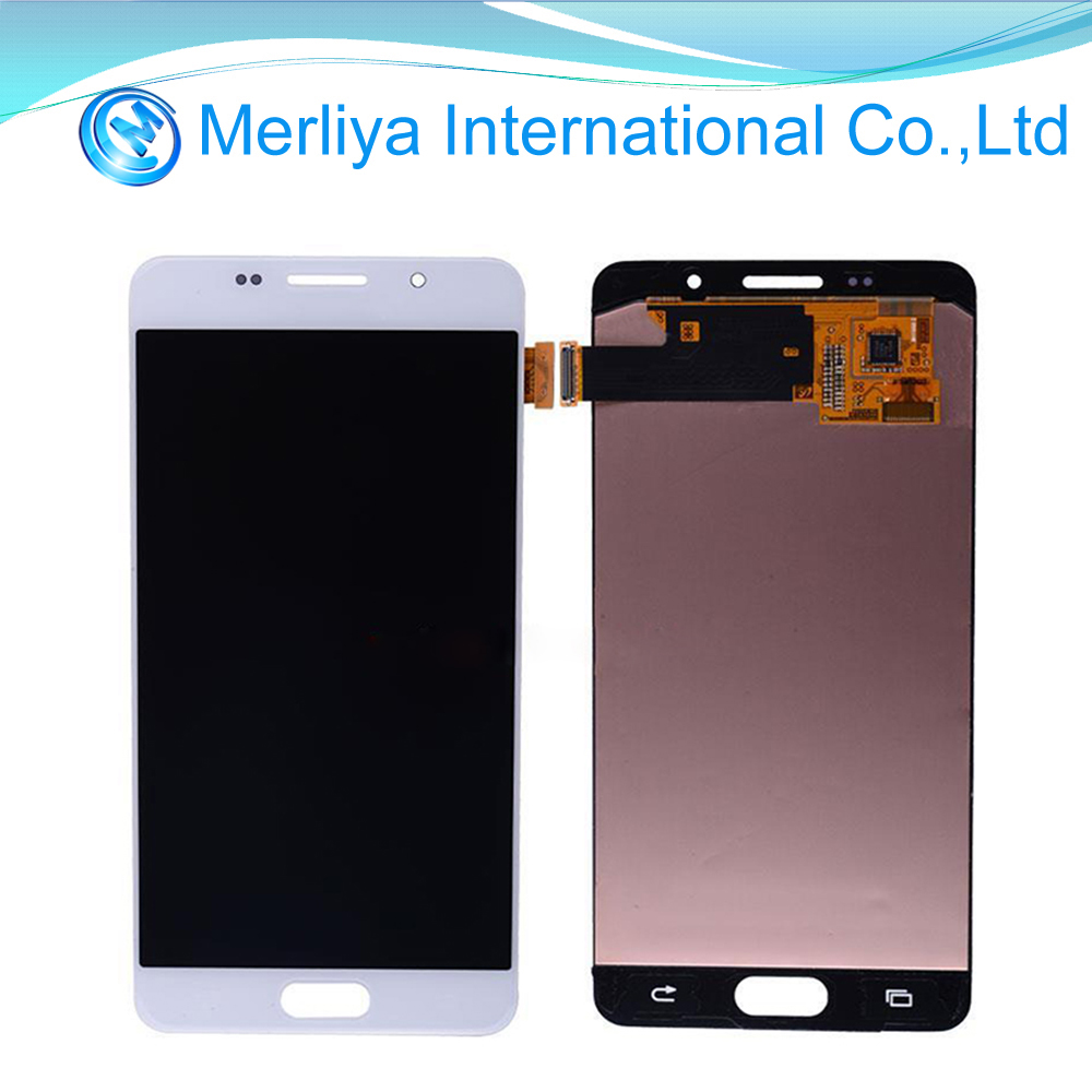 Factory supply replacement lcd screen for samsung galaxy A7 A7100 lcd display assembly,for samsung A7 lcd