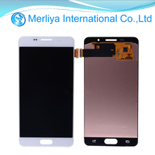 Factory supply replacement lcd screen lcd display assembly for sam galaxy A7 A7100
