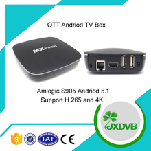 Quad Core XBMC Android TV Set Top потокового поле