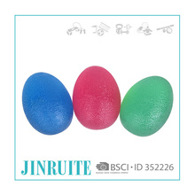 Popular Egg shaped gel stress ball wholesale to relax