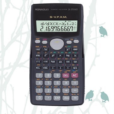 Factory Outlet calculator promotional calculator fx-100ms