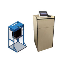 New Designed Indoor Retrofit Waste Space Reduction Trash Compactor Bin
