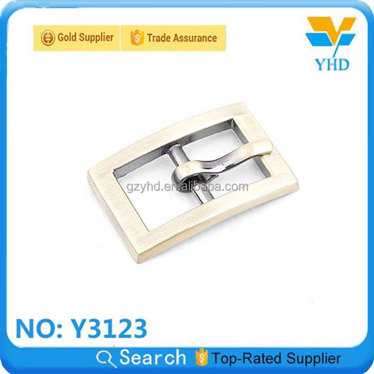 new style fashion garments belt buckle for cloths accessory