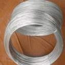 zinc-coated wire steel