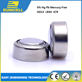 High Quality factory supply ag13 button cell lr44 size