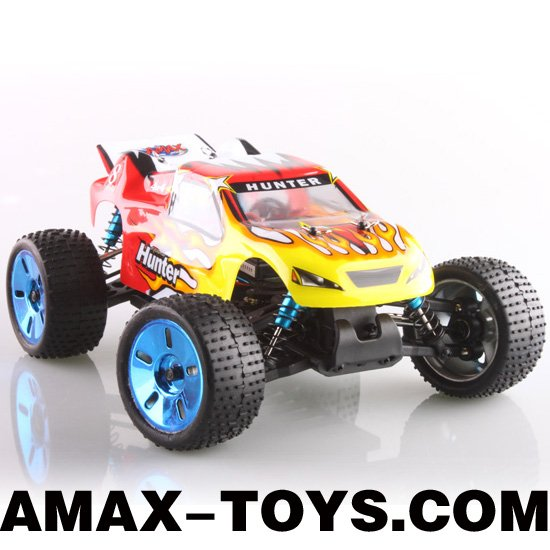 16830pro 1:16 rc truggy Electric Powered Off Road Truggy (pro brushless version)