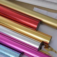 Glitter Heat transfer vinyl PU based easy weeding for cotton fabric