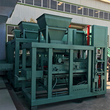 Excellent performance manual compressed earth block machine