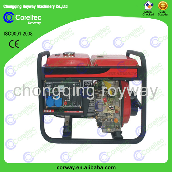 CE&ISO Approved Factory prices of open type 4 stroke cost effective 10kva diesel generator price