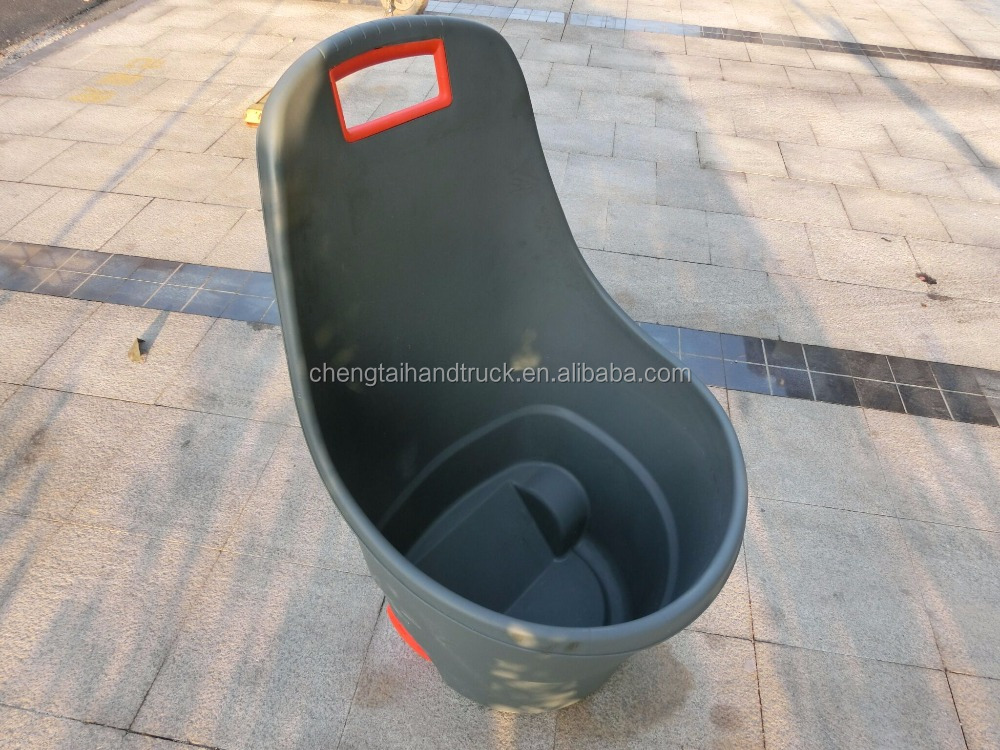 Environmental Outdoor Collecting plastic Leaf Cart