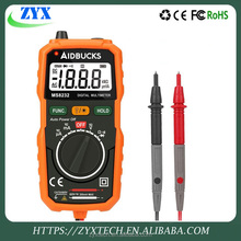 MS8232 Digital Multimeter Auto Ranging Non Contact Voltage Detector Electrical Multi Circuit Volt Ohm Tester AC/DC