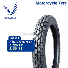 High Rubber Content Attractive Motorcycle Tire